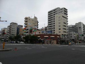 門前仲町駅周辺