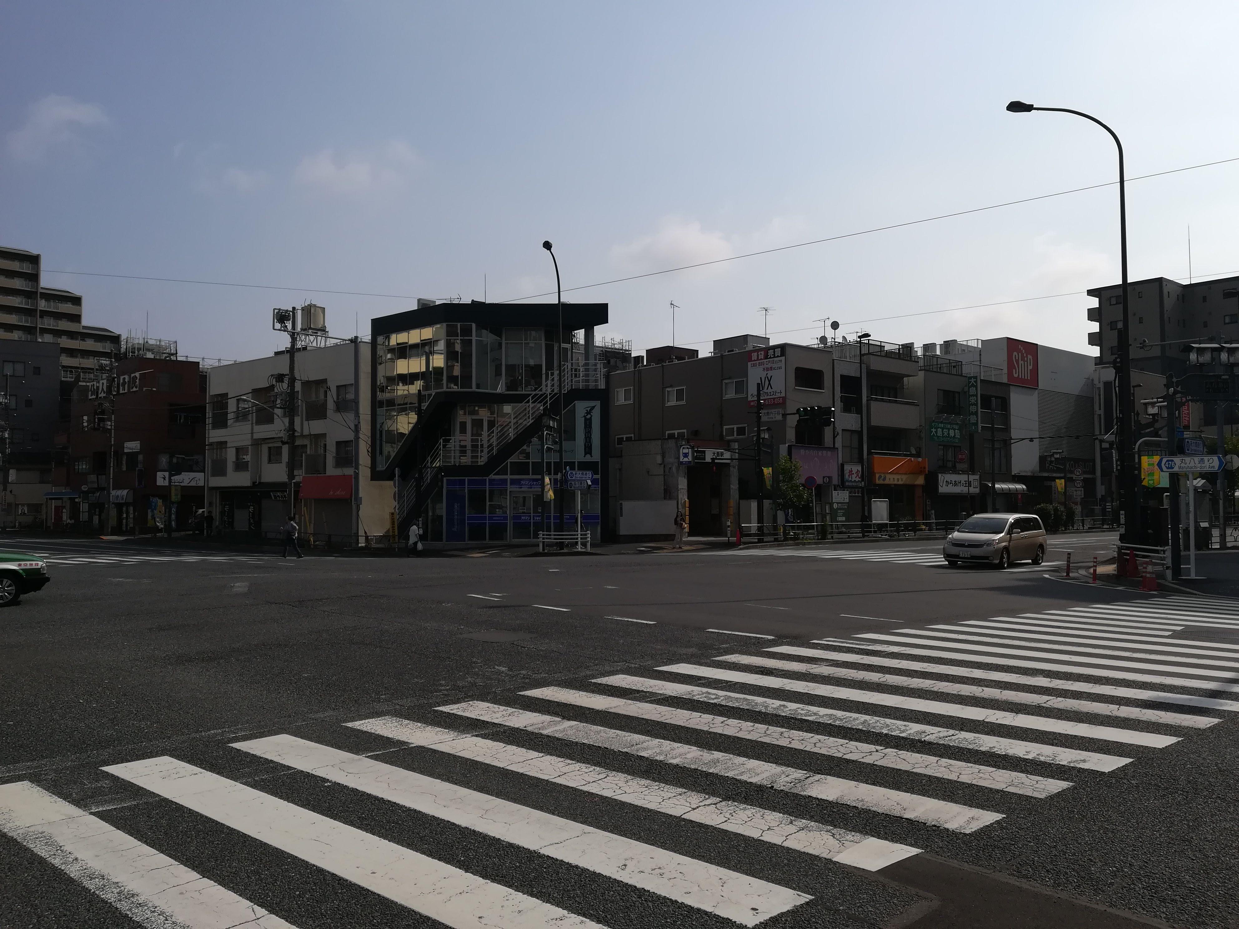 大島駅周辺不動産