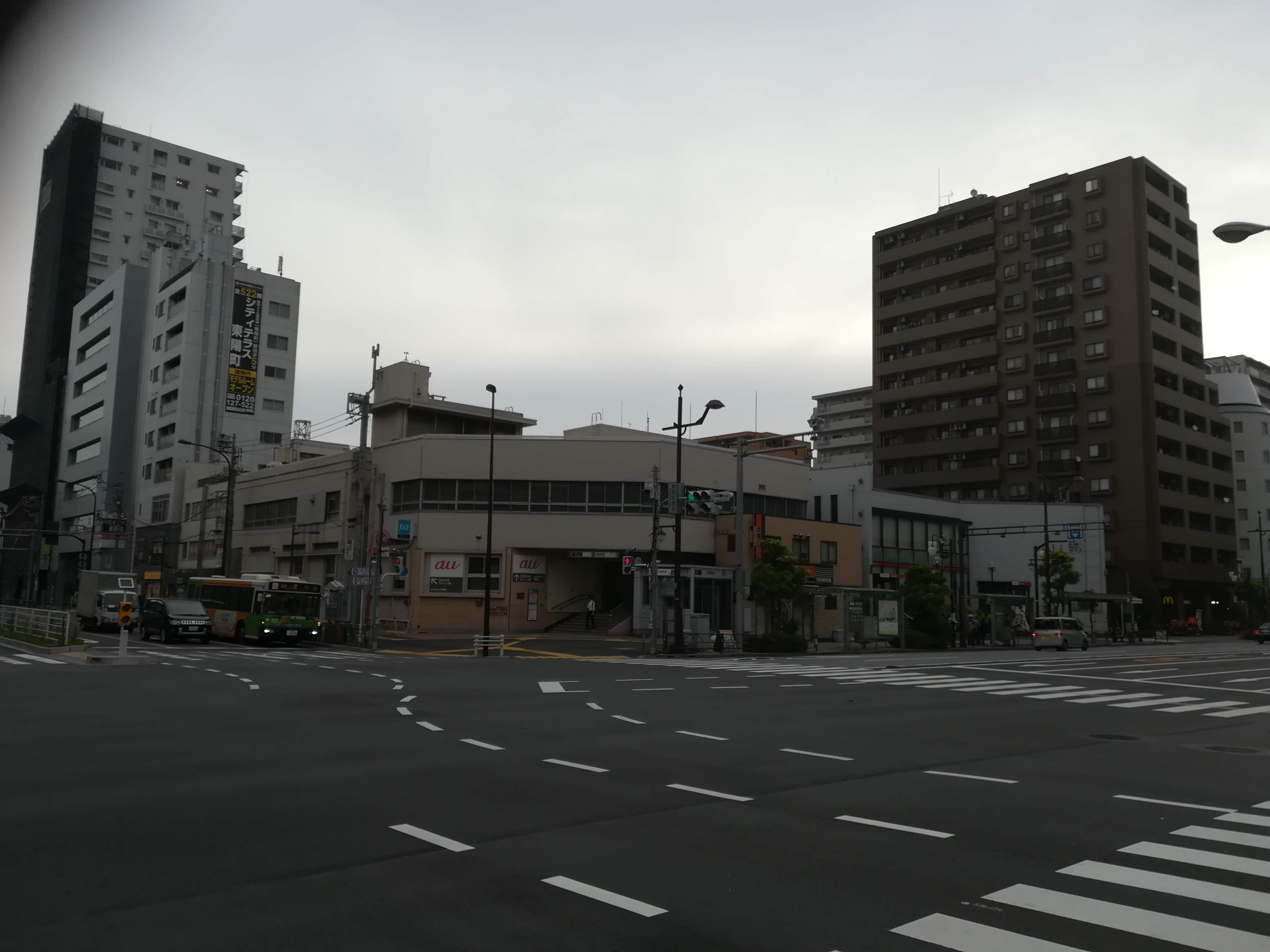 東陽町駅周辺不動産